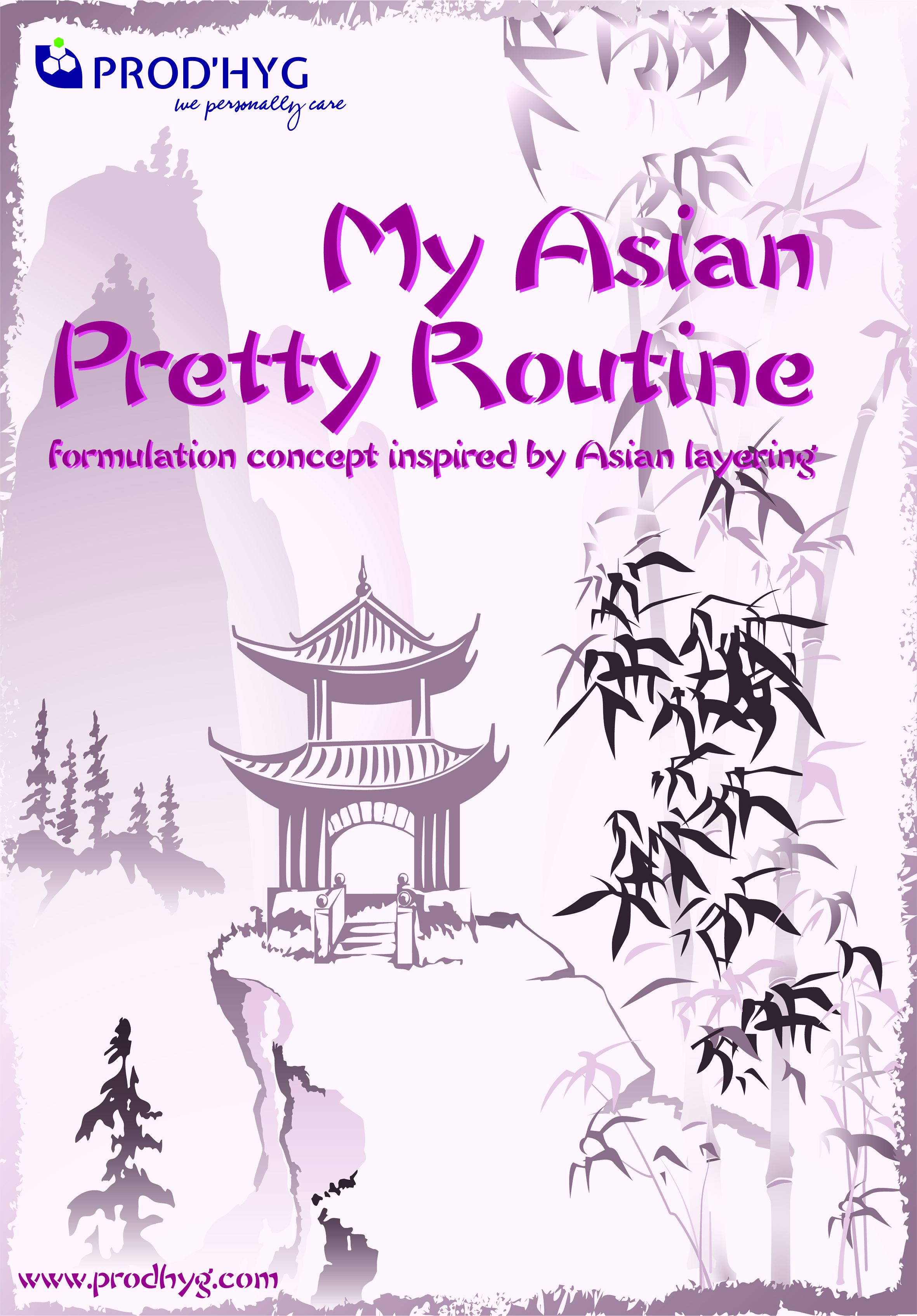 My Asian Pretty Routine